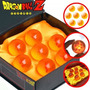 Dragon Ball Z Caja X7 Esferas Del Dragon -hay Figuras Naruto