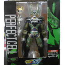 Muñeco Perfect Cell Dragon Ball Z - Articulado