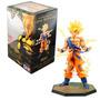 Muñeco Goku Dragon Ball Z Original Bandai Vegeta Trunks Ssj