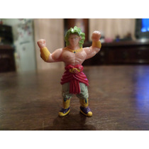 Dragon Ball Z Bs/sta Broly 1989 Original Miniatura