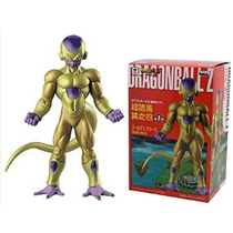 Muñeco Figura De Coleccion Freezer Golden Original Banpresto