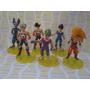 Set Dragon Ball Gashapones (nuevos) Batalla De Los Dioses