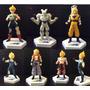 Dragón Ball Z - Muñecos 13 Cm Con Base - Personajes Varios