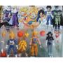 Set De 3 Muñecos Articulados Dragon Ball Z Goku Androide 17