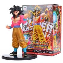 Dragon Ball Super Saiyan - 3 Modelos - Bampresto.