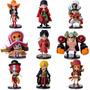 One Piece Set De Colección 9 Figuras Oferta!