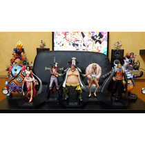 One Piece Banpresto (shichibukais)