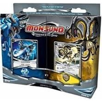 Monsuno Trading Card Game 33 Cartas Originales Core Tech Vs
