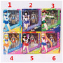 Lote Por 5 Figuras Sailor Moon Version China