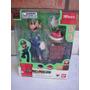 Bandai Tamashii Nations S.h Figuarts Super Mario Luigi Figur