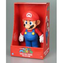 Muñeco Super Mario Bros 22cm Luigi Yoshi Princesa Nintendo