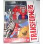 Transformers Hasbro Age Extinction Optimus Prime Electronico