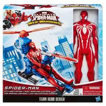 Juguete De Varon Hasbro B1818 Muñeco Spider-man