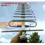 Yagi Digital Tda Hd 11 Elementos Única Con Dipolo Aislado !