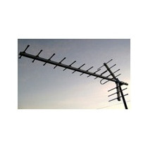 Antena Tv Digital Full Hd Flecha Ganancia 24db