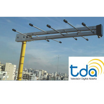 Antena Tv Digital Publica Tda Exterior Chica