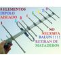 Antena Tdt Yagi Digital Tda Hd De Lo Bueno Lo Mejor 8 Elemen