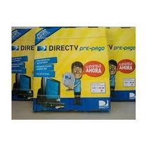 Kit Prepago Directv Con Antena De 90 Para La Costa