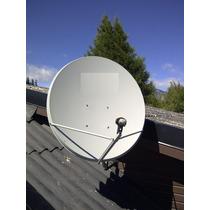Antena Parabolica Satelital 90 Ku A Granel Sin Logo