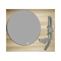 Antena Parabolica Satelital De 80