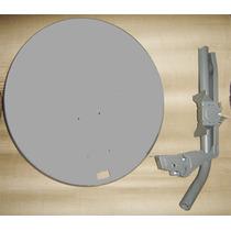 Antena Parabolica De 60 Cm Con Soportes