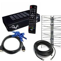 Kit Digital Tda Decodificador Hd + Antena Ext+ Cable Oferta!