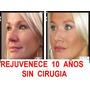 Rejuvenece 10 Años- Efecto Lifting Sin Cirugias- Gel Tensor