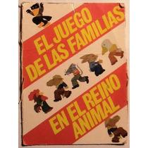 Juego De Cartas En El Reino Animal - Billiken - Año 1979