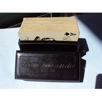 Porta Naipes Cartas Poker Caja Antigua Lutz Ferrando Arg