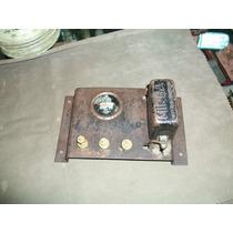 Antiguo Amperimetro De Auto Ford A T