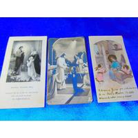El Arcon Antiguas Estampitas Primera Comunion De 1920 4540
