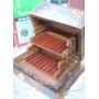 Antigua Cigarrera Gldo Gherardini Año 1910 Italiana (6176)