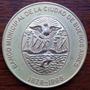 Gran Medalla Banco Municipal De La Ciudad Buenos Aires 1968