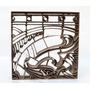 Molde Art Deco P/fabricar Cerámicos Mosaicos Baldosas #155