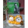 Retro Vintage Reloj Gato Garfield Legitimo Año 1978 (6265)