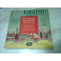 Antiguos Discos Curso De Ingles