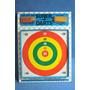 Super Darts Dardos Magneticos Lata S/ Uso C1970 Antiguo