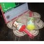 Antiguo Sonajero Plastico Klin Klon Año 60 Nuevo X 1 (4551)