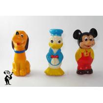 Muñecos De Disney Con Sacapuntas Japoneses De 1978