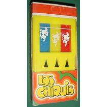Juego Juguete Carrera Caballos Pocketeers Los Chiquis Caja