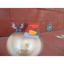 Huevito Con Pollito Chapa Dec.80 China- Devoto Toys