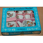 China Toy Tea Set Juego De Te Porcelana Hecho Japon 9 Pz #3