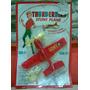 Avioncito Thunderbird Stunt Plane Usa 70 Blister Cerrado!!