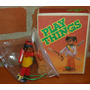 1970 Figura Indio Articulado Play Things En Caja Argentina