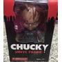 Figura Articulada De Vinil Chucky De Mezco Toyz Z.