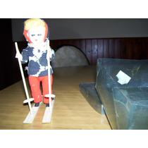 Antiguas Muñecas Esquiadoras