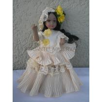 Muñeca De Porcelana Articulada Di-vi-na