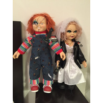 Muñeco De Chucky Y Tiffany