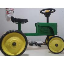 Tractor Chapa Gruesa Andador Estilo Antiguo Fuerte