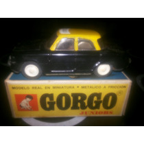 Gorgo Junios Taxi Nuevo